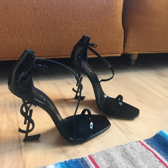 059cd0a5f23 Yves Saint Laurent Shoes | New With Box And Bag Ysl Opyum Sandal ...